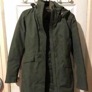 TheNorthFace Double Layer Winter Jacket WATERPROOF